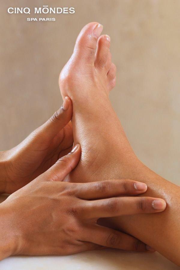 massage des pieds limoges